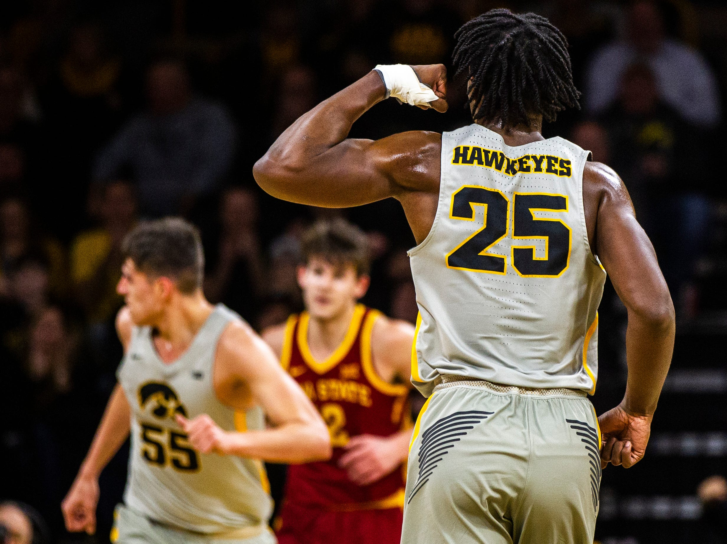 Cy-Hawk basketball: What we learned from No. 19 Iowa's bounce-back win over Iowa State