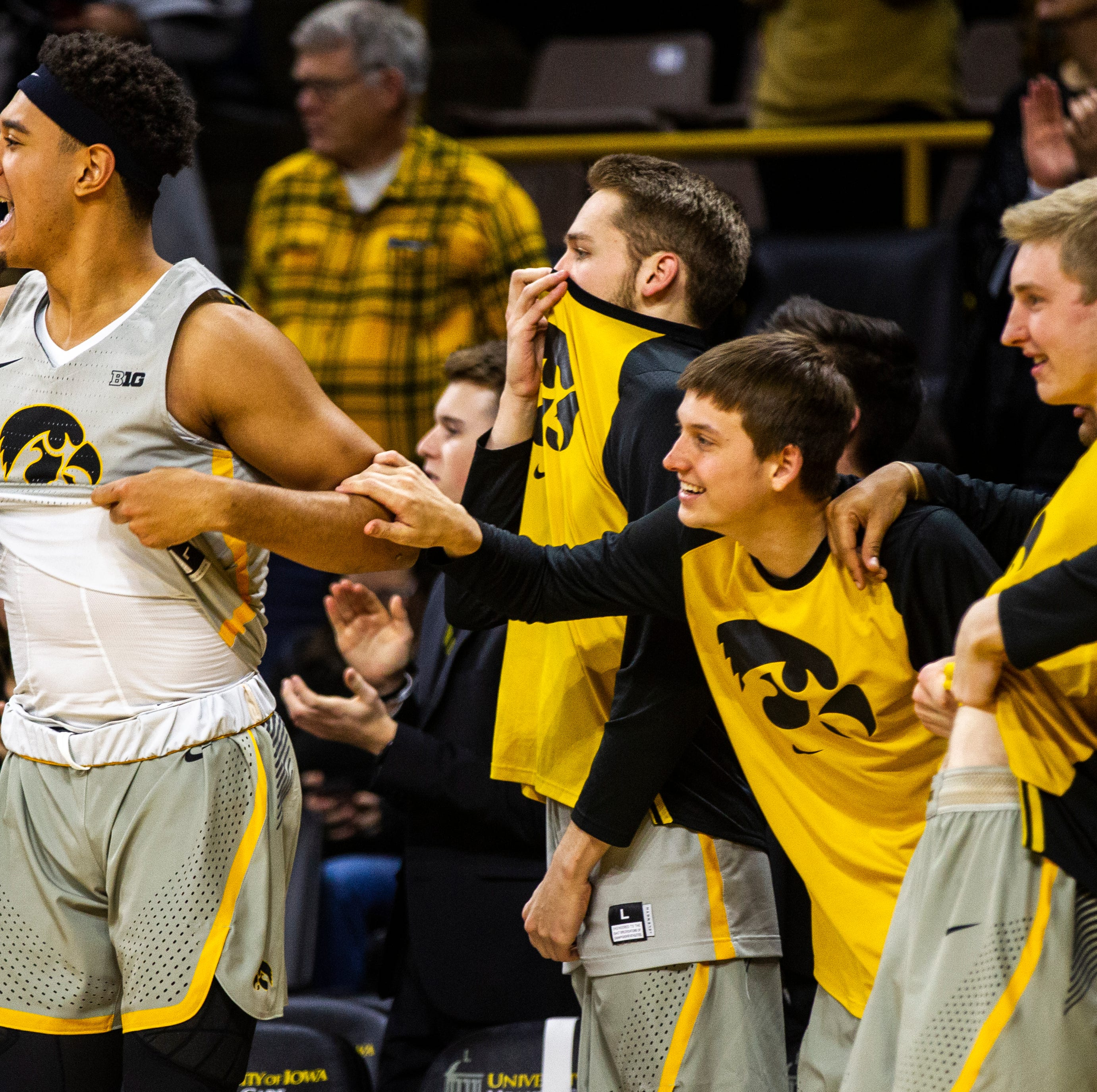 Iowa basketball takeaways: On Pemsl playing again, Wieskamp's ankle, Cook's dominance