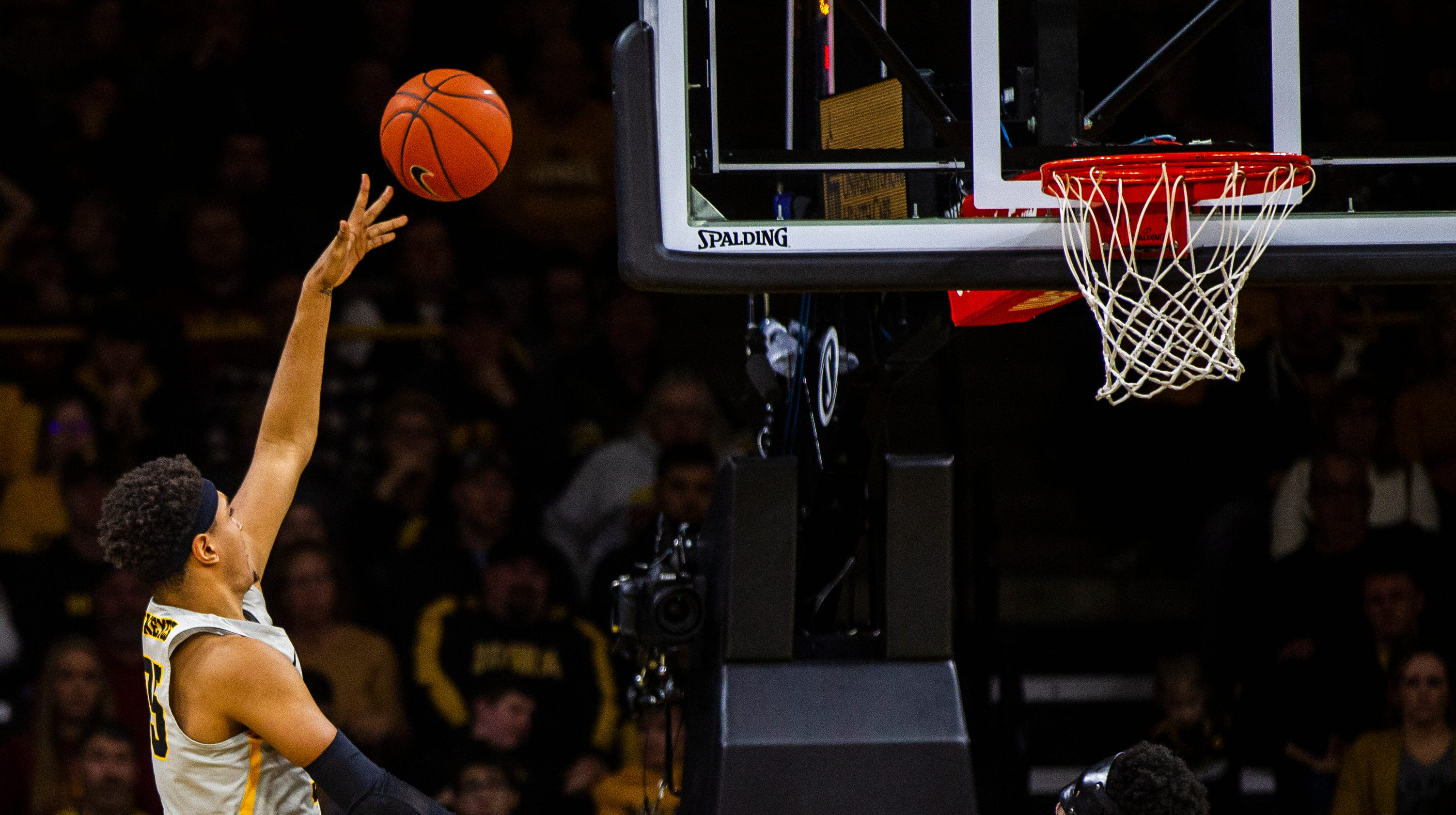 'I think I've got my swagger back': Iowa's Cordell Pemsl makes surprise return to court