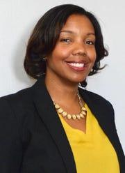 Aleesia Johnson has been named interim IPS superintendent.
