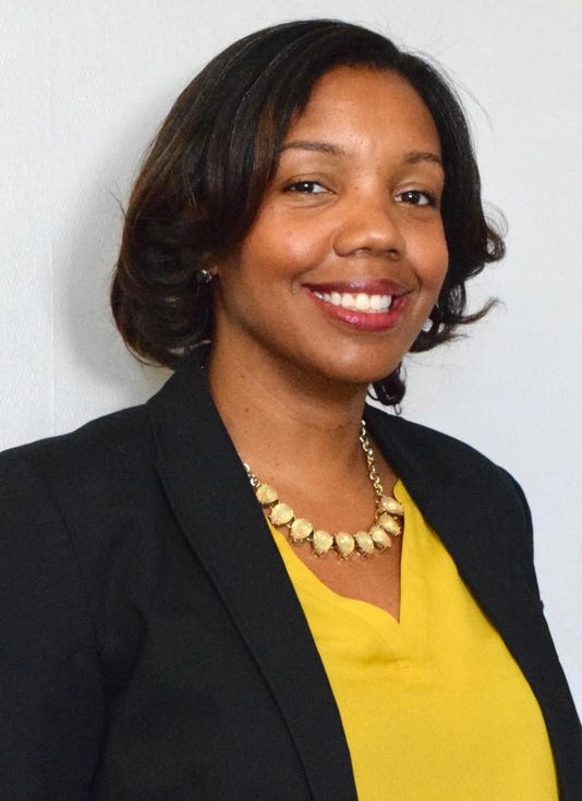 IPS Deputy Superintendent Aleesia Johnson