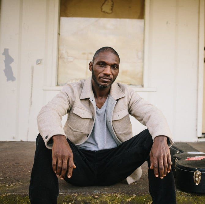 """Hill Country bluesman Cedric Burnside, who lives near Holly Springs, was nominated for his album, """"Benton County Relic."""""""