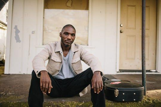 Hill Country bluesman Cedric Burnside plays Lafayette's on Thursday night.
