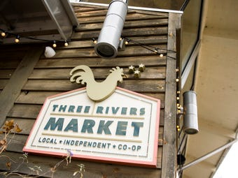 Three Rivers Market's Marin Wooley explains what Three Rivers Market is about.