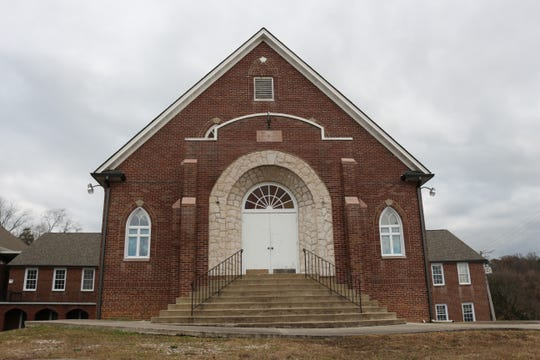 The Sevier Heights Baptist Church campus had been vacant for 16 years prior to its acquisition by the developers of Baker Creek Bottoms.
