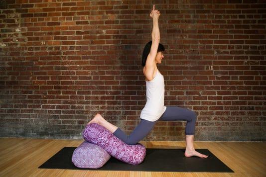 Inner Space Yoga Bolster 1
