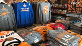 Downtown Knoxville has lots of shops for unique last-minute gifts.