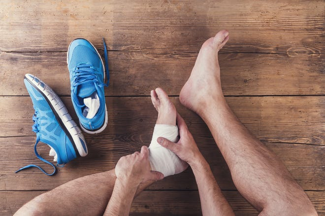 If a cut or wound doesn't seem to go away, it could be a condition that requires medical attention.