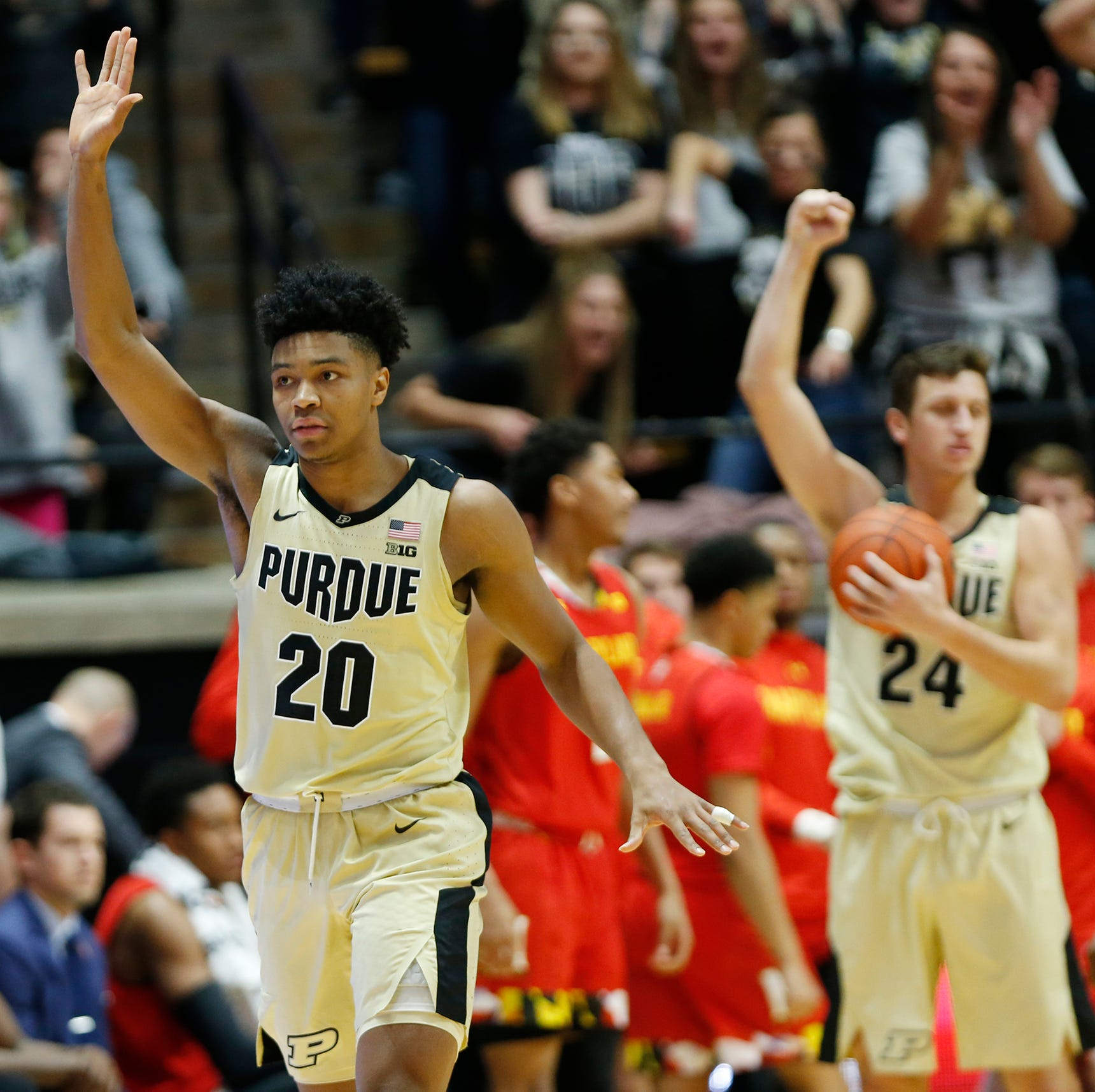 Purdue basketball's close road losses bring extra urgency to Notre Dame matchup