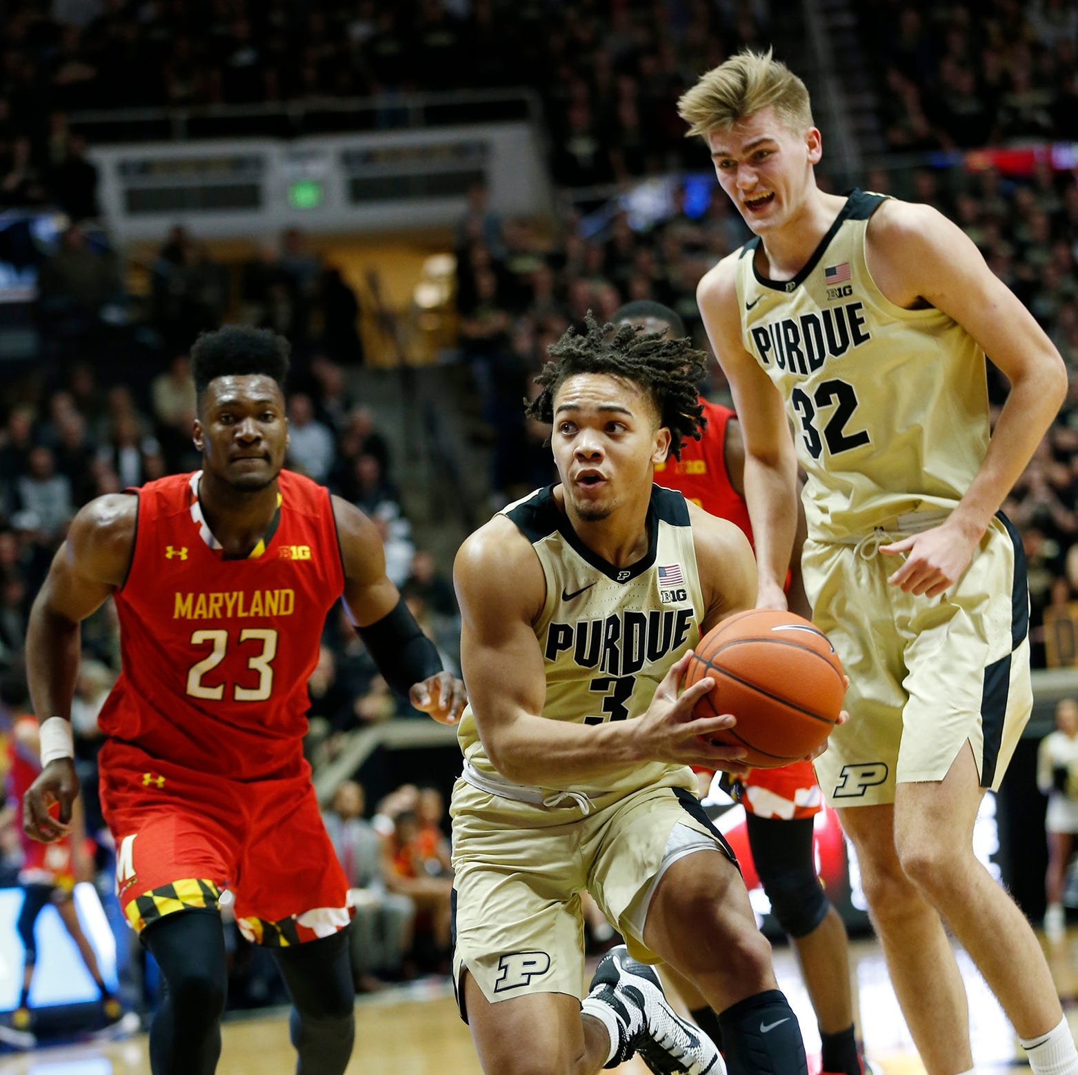 Purdue basketball mailbag | On roster gaps, transition offense and the dreaded bubble