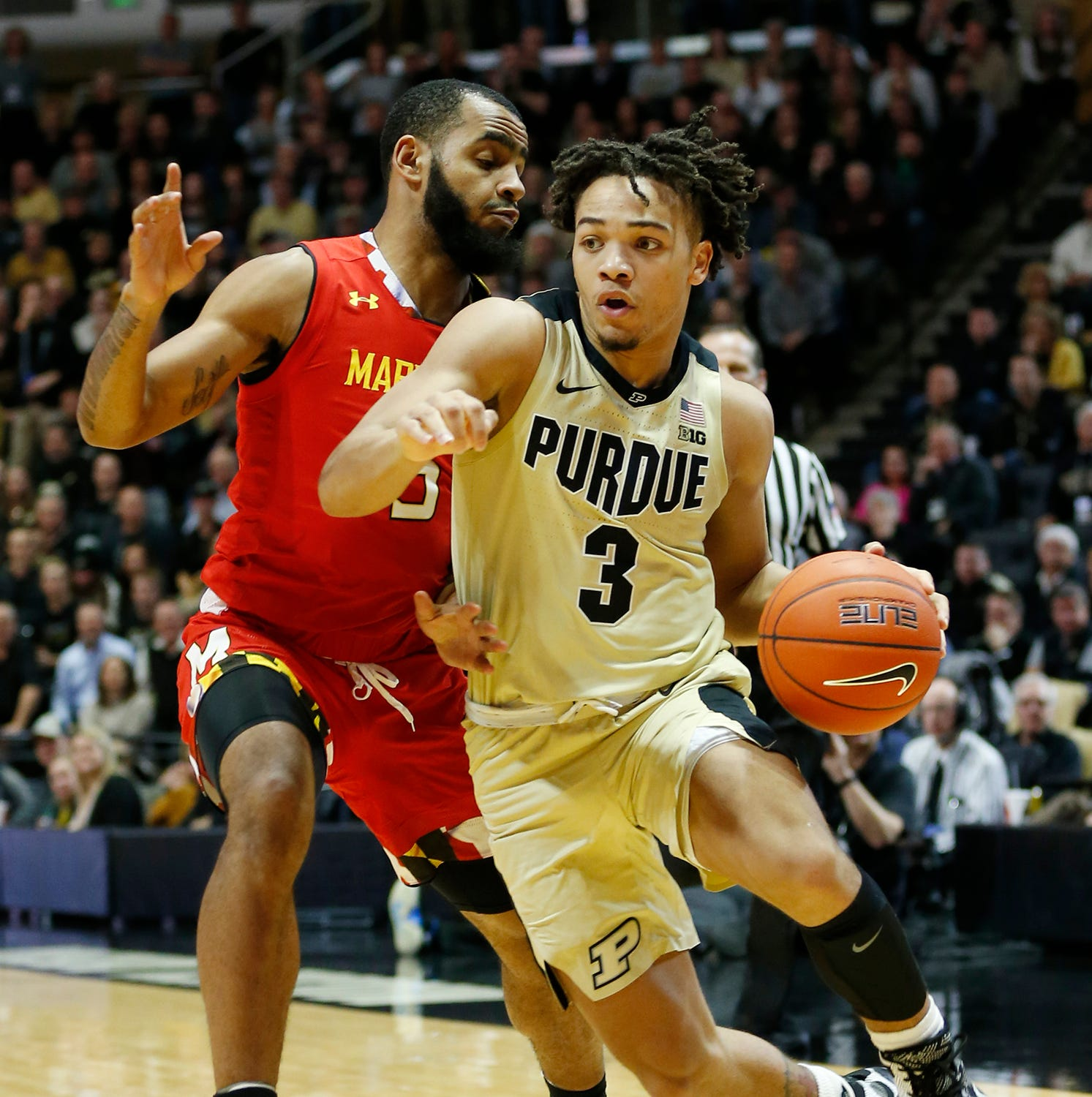 Purdue basketball's Carsen Edwards shares Big Ten Player of the Week for second time