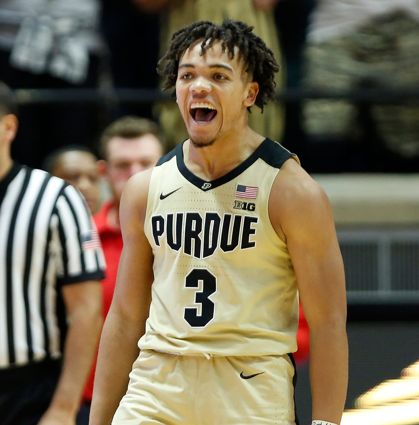 Purdue basketball's Carsen Edwards returns to Texas, where he left a lasting legacy