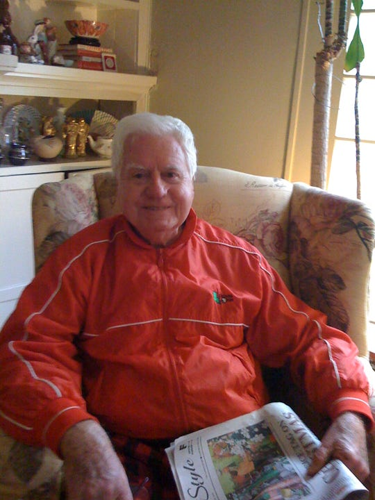 Al Simon, former Lafayette City councilman,local high school coach, and University of Louisiana at Lafayette professor of kinesiology died Thursday. He was 91.