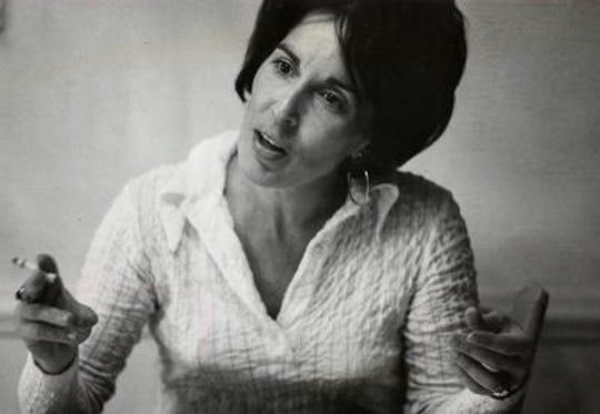 Suzy Post, 1971