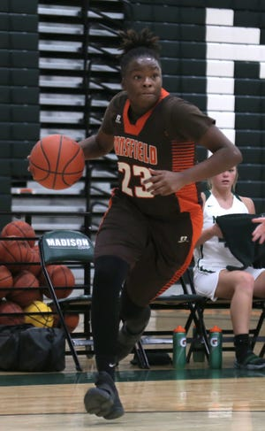 Mansfield Senior's JayJahnae Feagin will be the engine that makes the Lady Tygers go in 2019-20.