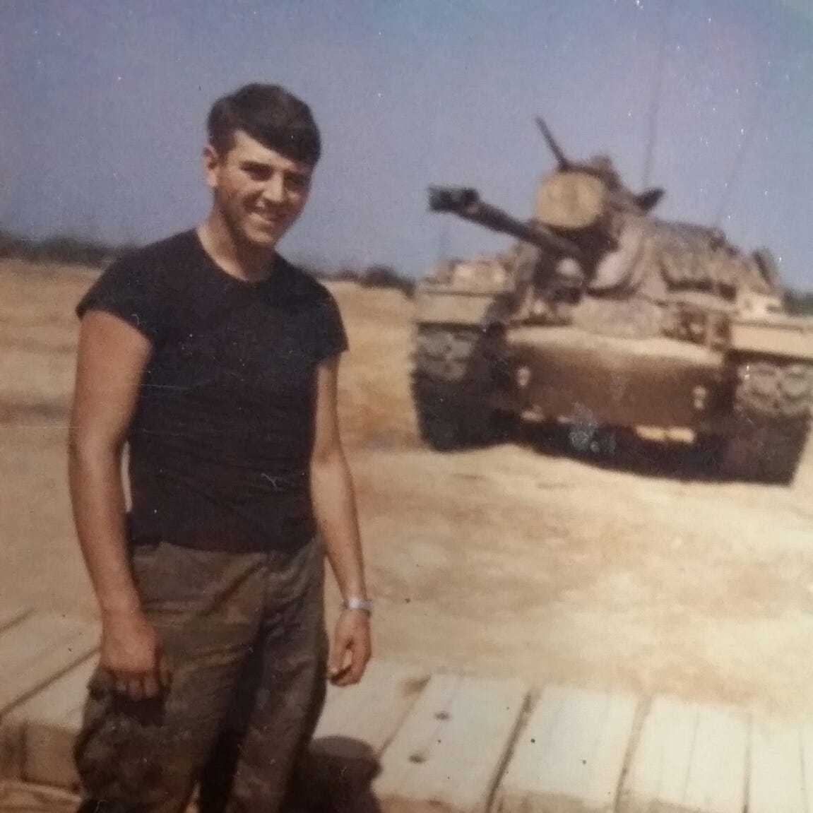 Veteran's Story: Wendling saw a lot of combat in Vietnam