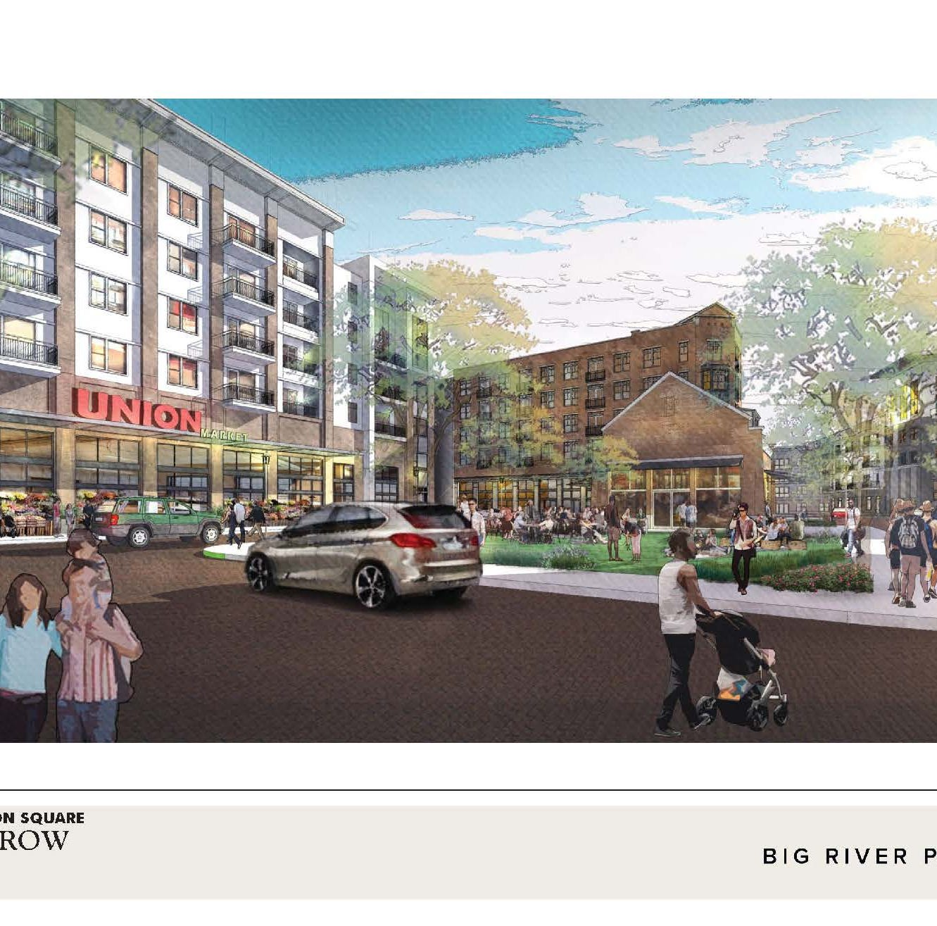County commission puts faith in Union Row developers, grants $100M incentive