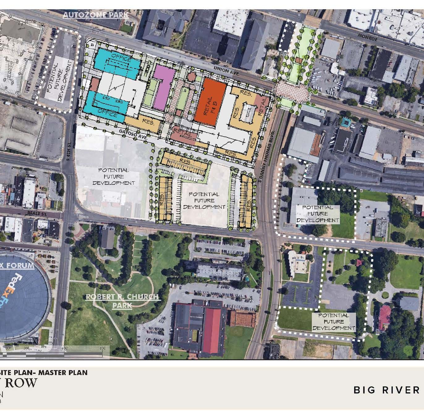 Union Row developers purchase Lit Restaurant Supply building, more land buys to come
