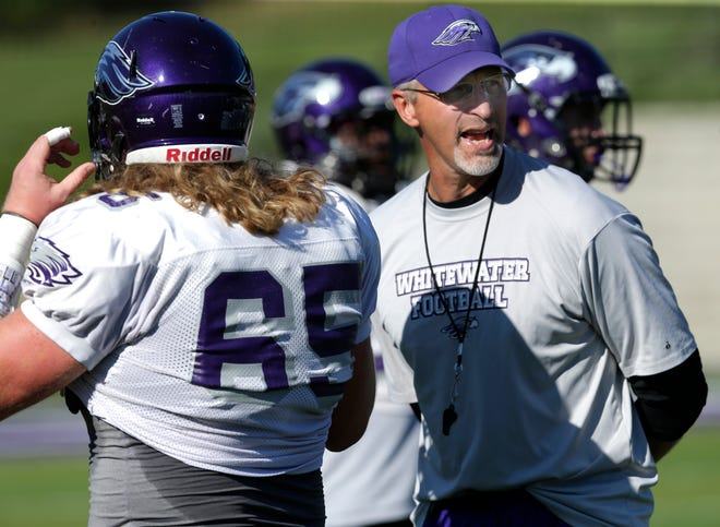 UW-Whitewater coach Kevin Bullis has the Warhawks in the Division III semifinals for the first time since 2015.