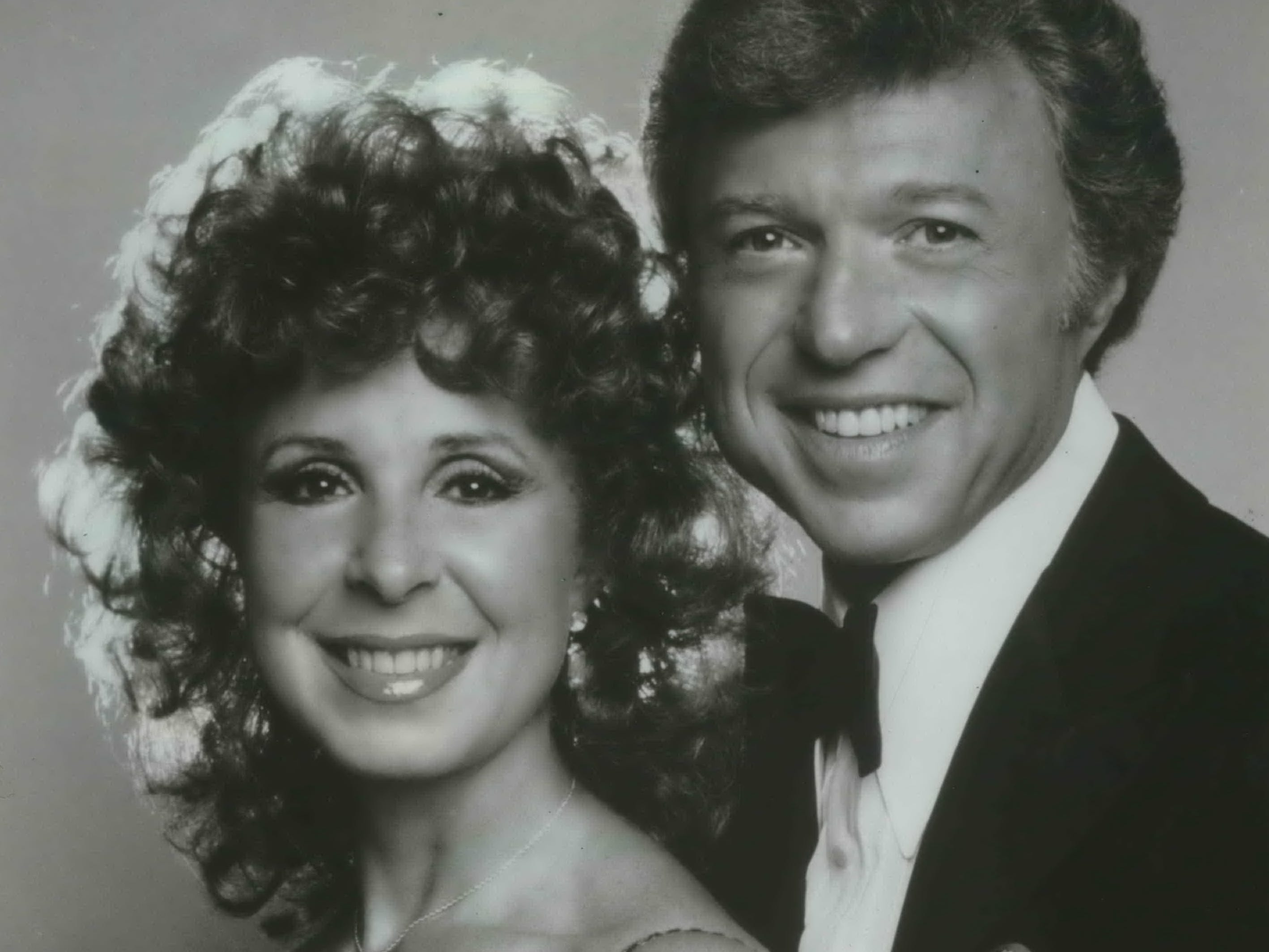 Two of the most popular and durable stars of American popular music, Steve Lawrence and Eydie Gorme, will perform in concert in Uihlein Hall at the Performing Arts Center on Monday, June 18, for one show only. The Grammy-winning couple have one of show business' longest-lasting marriages and will be singing together in Milwaukee for the first time. The singers' concert of classic pop songs will be backed by a full orchestra. Tickets go on sale Sunday at the PAC box office and at Ticketron outlets. Eydie Gorme.