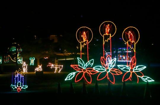Christmas light shows near Milwaukee: 5