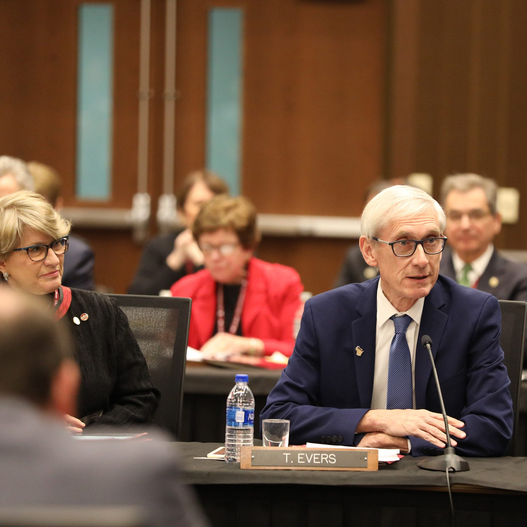 Tony Evers says he will appoint UW regents who are independent thinkers, not 'acting as an employee of mine'