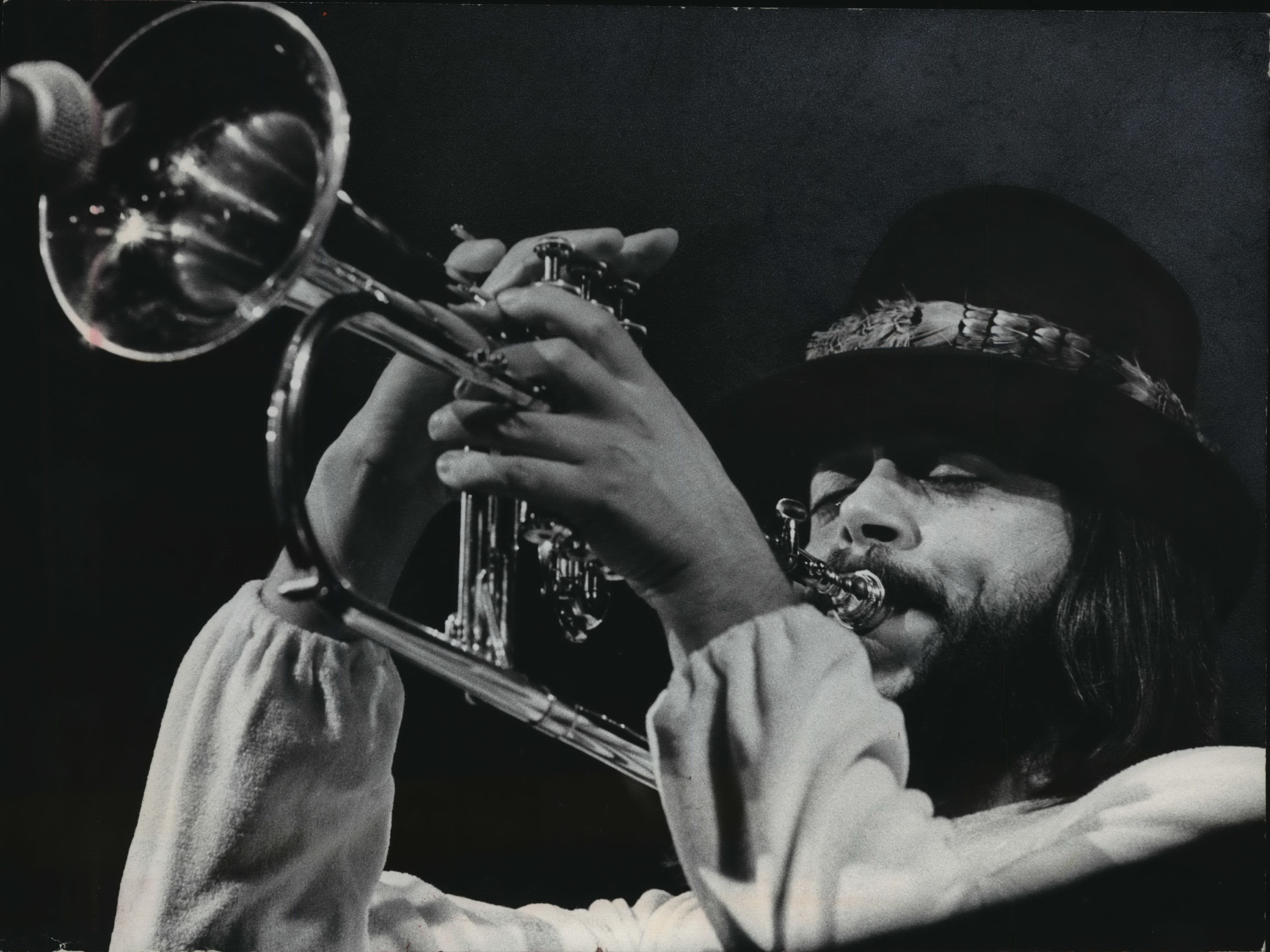 """Jazz musician Chuck Mangione and his quartet, who have played frequently in Milwaukee, will perform live for a national TV audience at 7:30 p.m. Thursday on """"Live From Wolf Trap"""" on PBS. Jazz trumpeter Chuck Mangione at the PAC.  Chuck Mangione, flugelhornist, will play in SummerNights pops concert at 8 tonight and Saturday with the Milwaukee Symphony Orchestra at the PAC. $6 to $24."""
