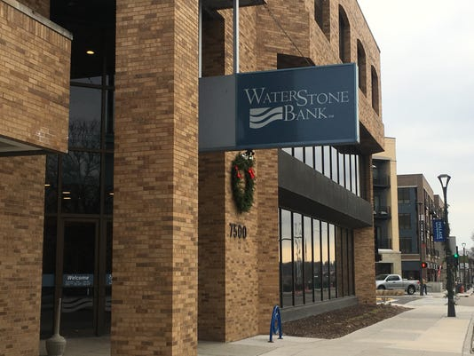 Waterstone Bank Branch 2018