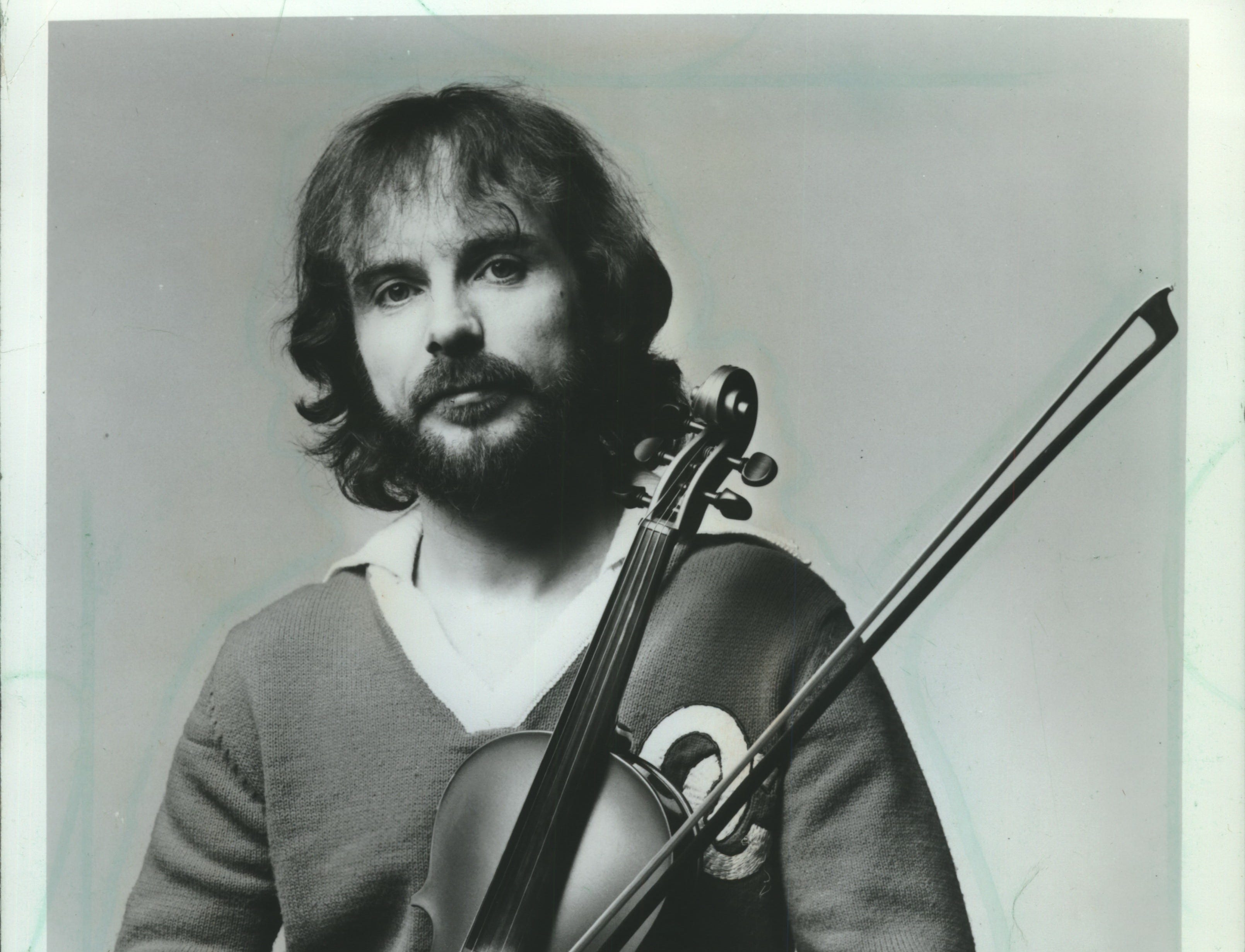 """Violinist Jean-Luc Ponty appears at the PAC Tuesday, Milwaukee, Wisconsin. Jean-Luc Ponty, the Frenchman who in the last decade has made the pop music world conscious of the violin, totes his bag of jazz-rock, funk and ballads to the Performing Arts Center Monday for a concert.  ....will be ...from his latest album, """"Civilized Evil."""""""
