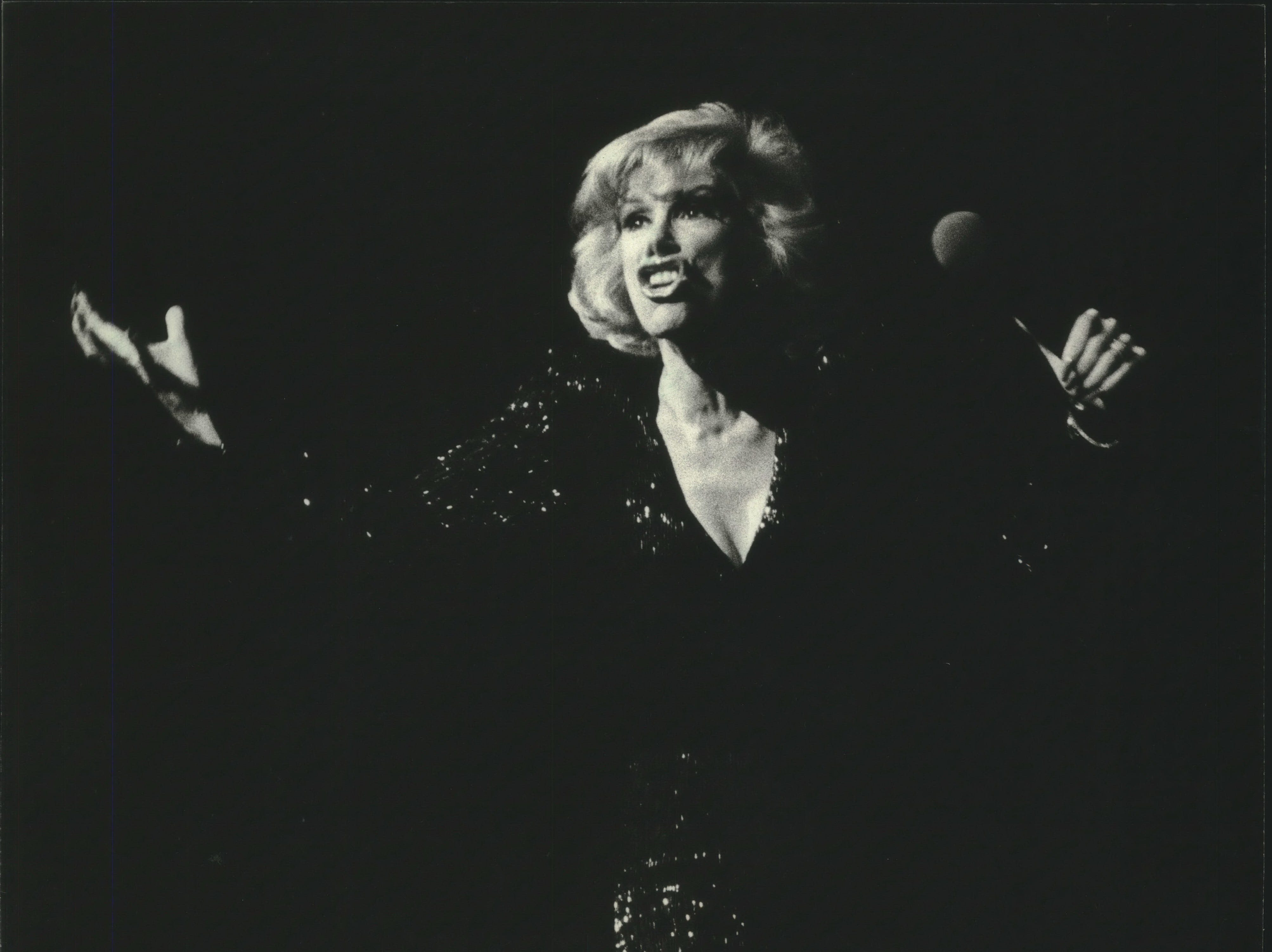 Milwaukee, Wisconsin-Comedian Joan Rivers was on stage in Uihlein HalL at the PAC