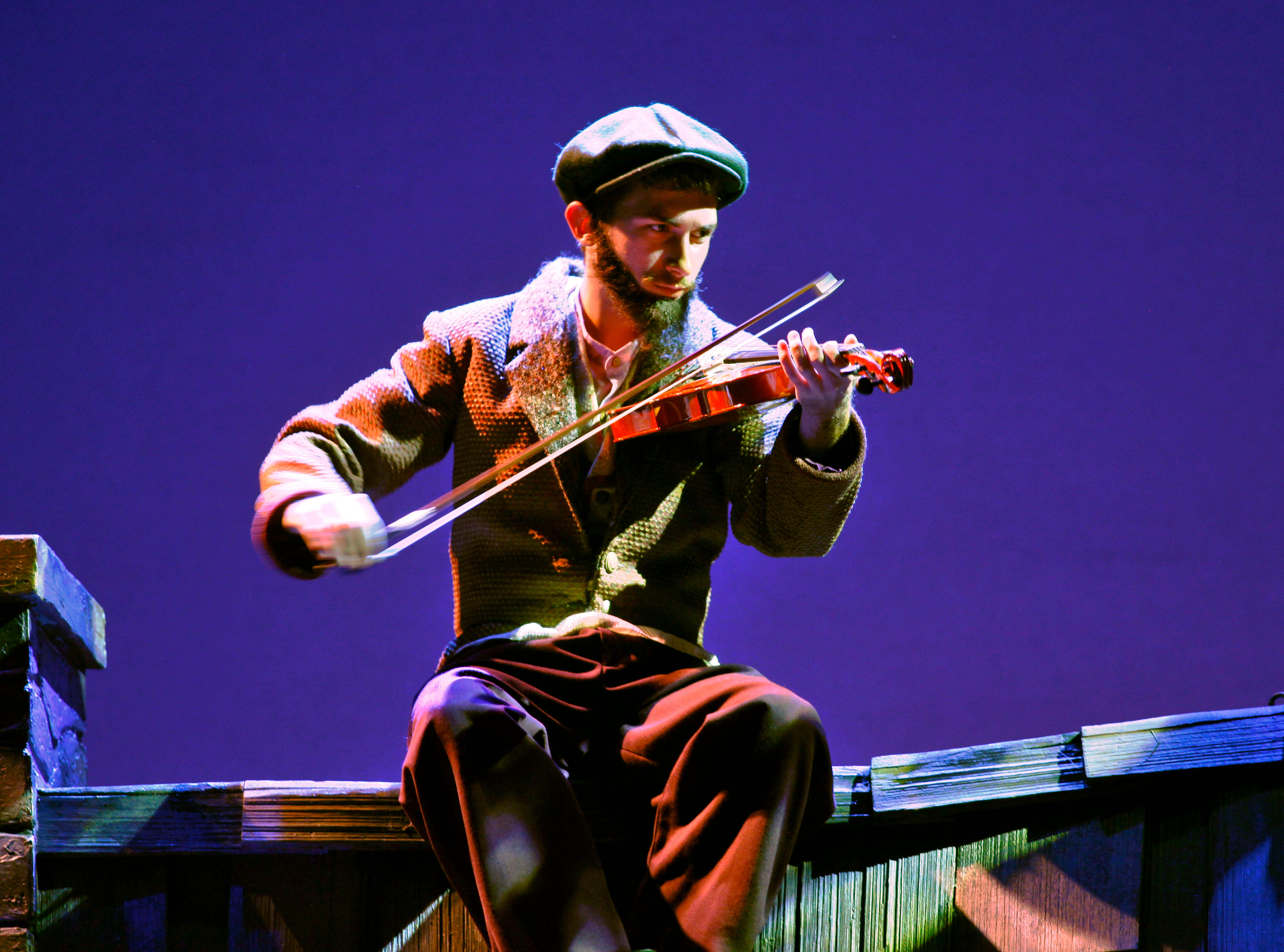 """Marcus Center for the Performing Arts: """"Fiddler on The Roof credit: Carol Rosegg"""