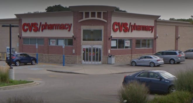 A Milwaukee woman is facing drug charges after allegedly shoplifting from this CVS on Appleton Avenue in Menomonee Falls.