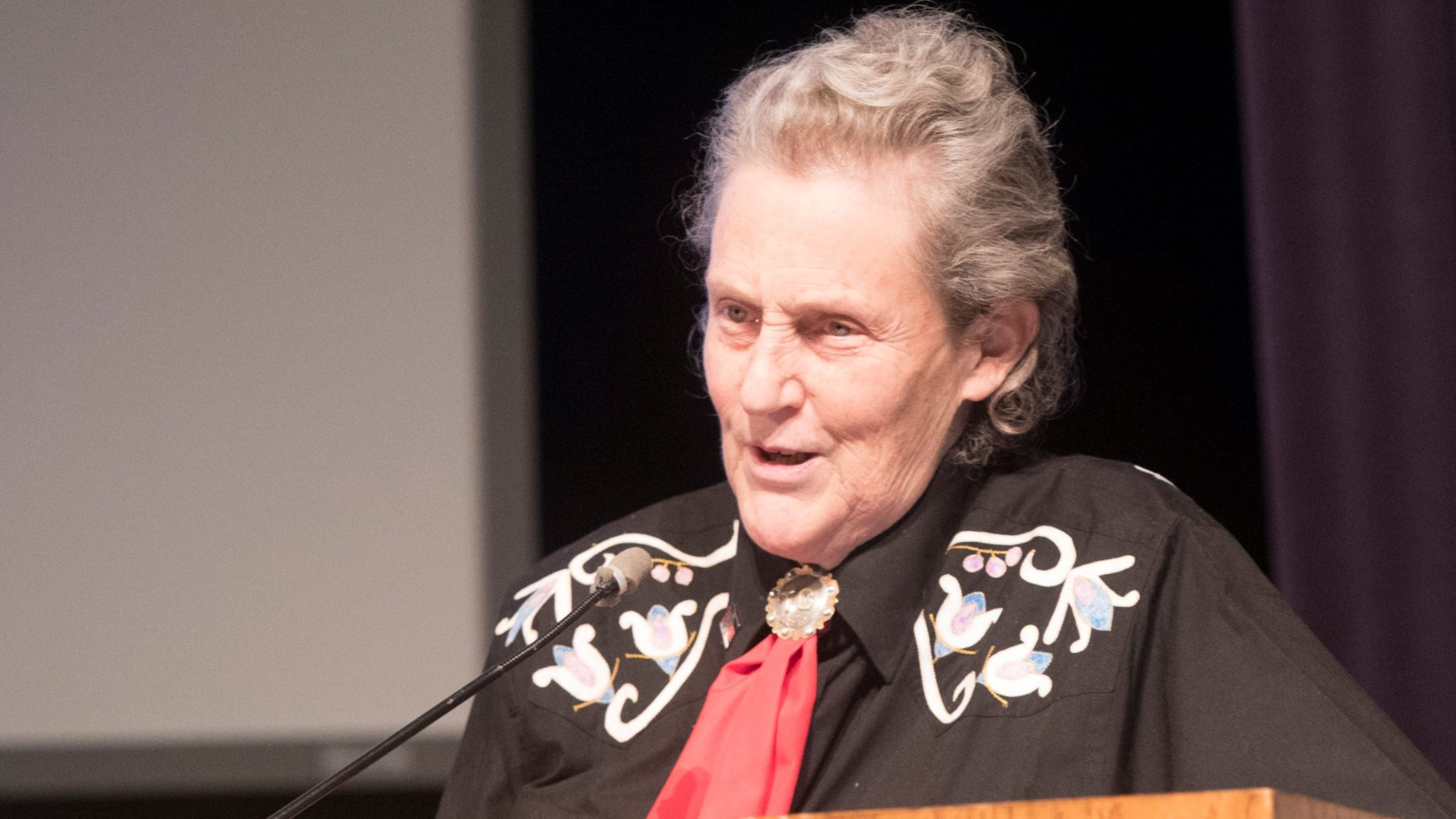 A Conversation with Temple Grandin | Autism and MR/DD ...