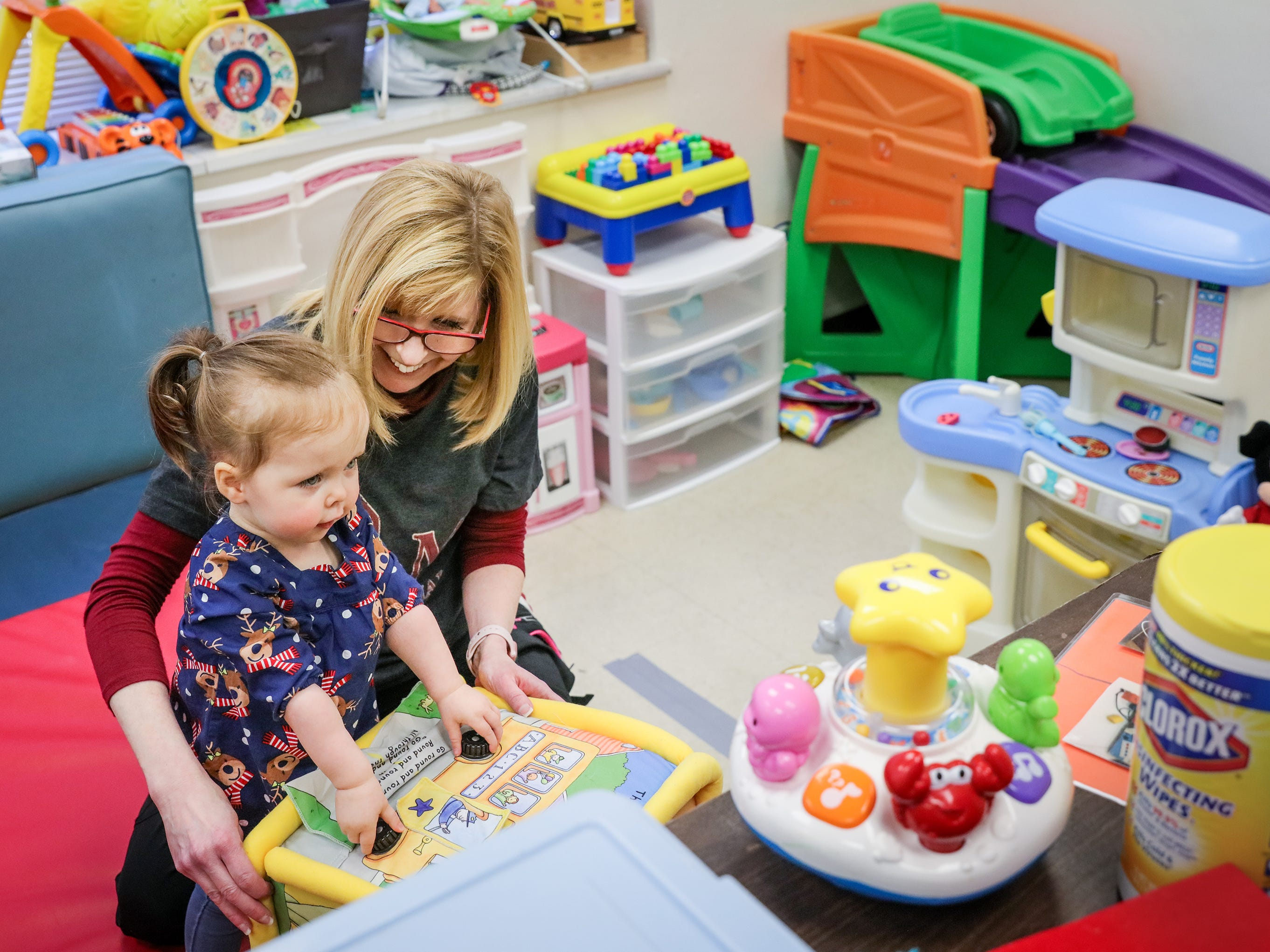 Mother: Our daughter is receiving the best at ULM Occupational Therapy