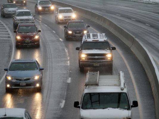 Interstate 69 between Muncie and Indianapolis remains under construction.