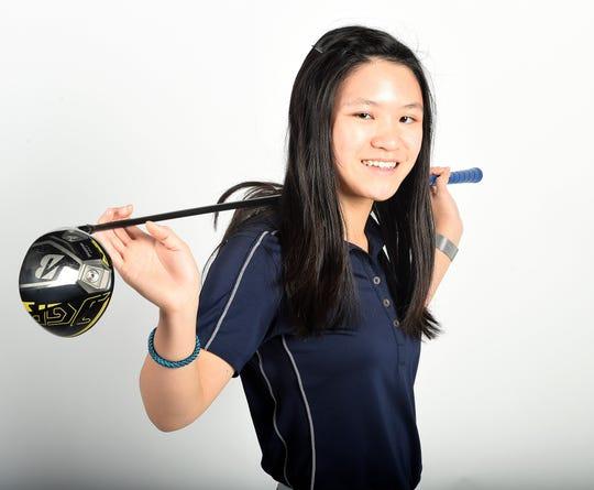 Angelina Chan, FRA senior