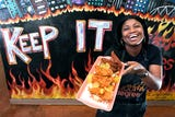 Aqui Hines is owner of 400 Degrees hot chicken place in Bordeaux