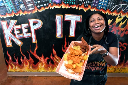 A Guide To Making Nashville Hot Chicken From 400 Degrees Aqui Hines
