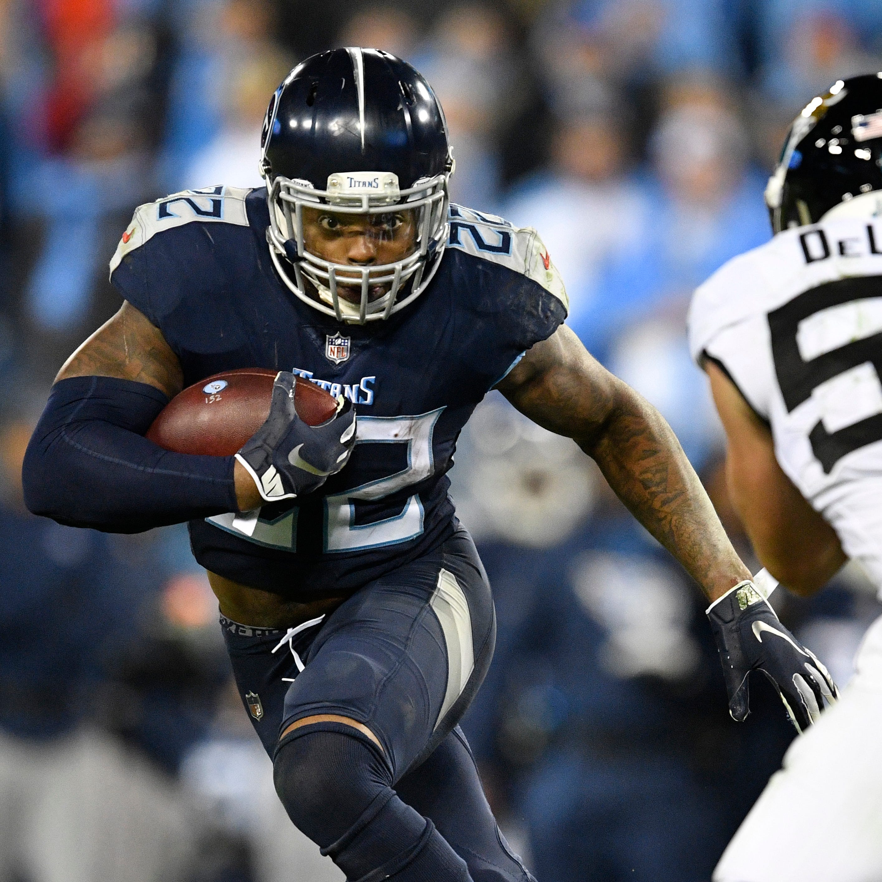 Titans report card: Derrick Henry's performance gets an A+