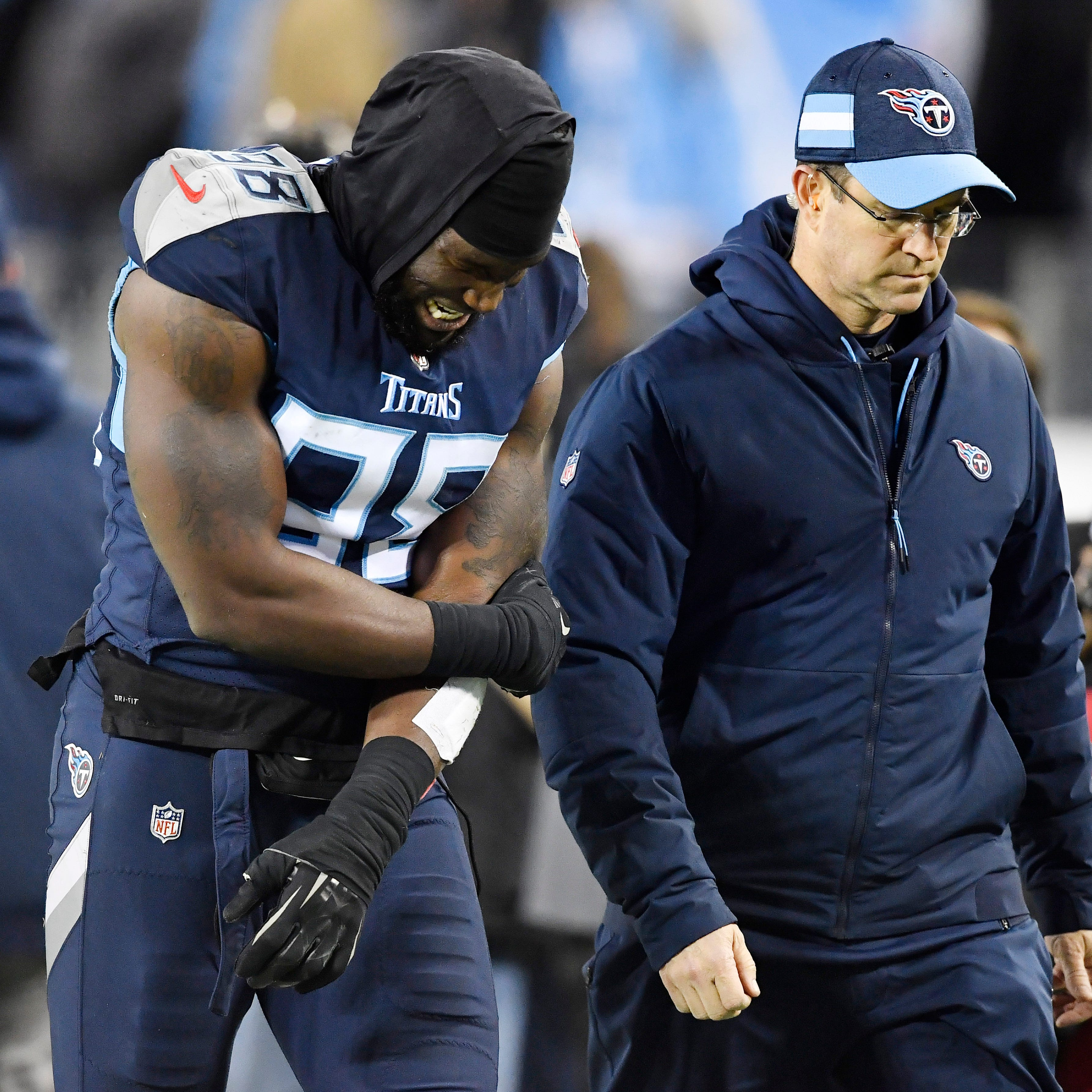 Titans: Orakpo, Fluellen out against Giants; Odell Beckham Jr. out for New York