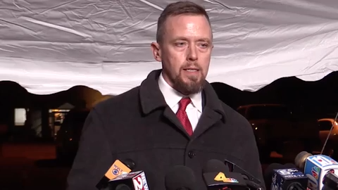 Matt Lakin of the Knoxville News Sentinel talks about witnessing the death  of David Miller