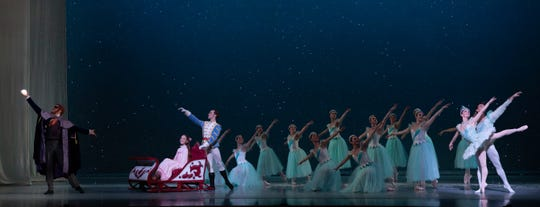 "This year's production of ""Nashville's Nutcracker"" takes the famous Tchaikovsky ballet and sets its against the backdrop the Tennessee Centennial Exposition of 1897."