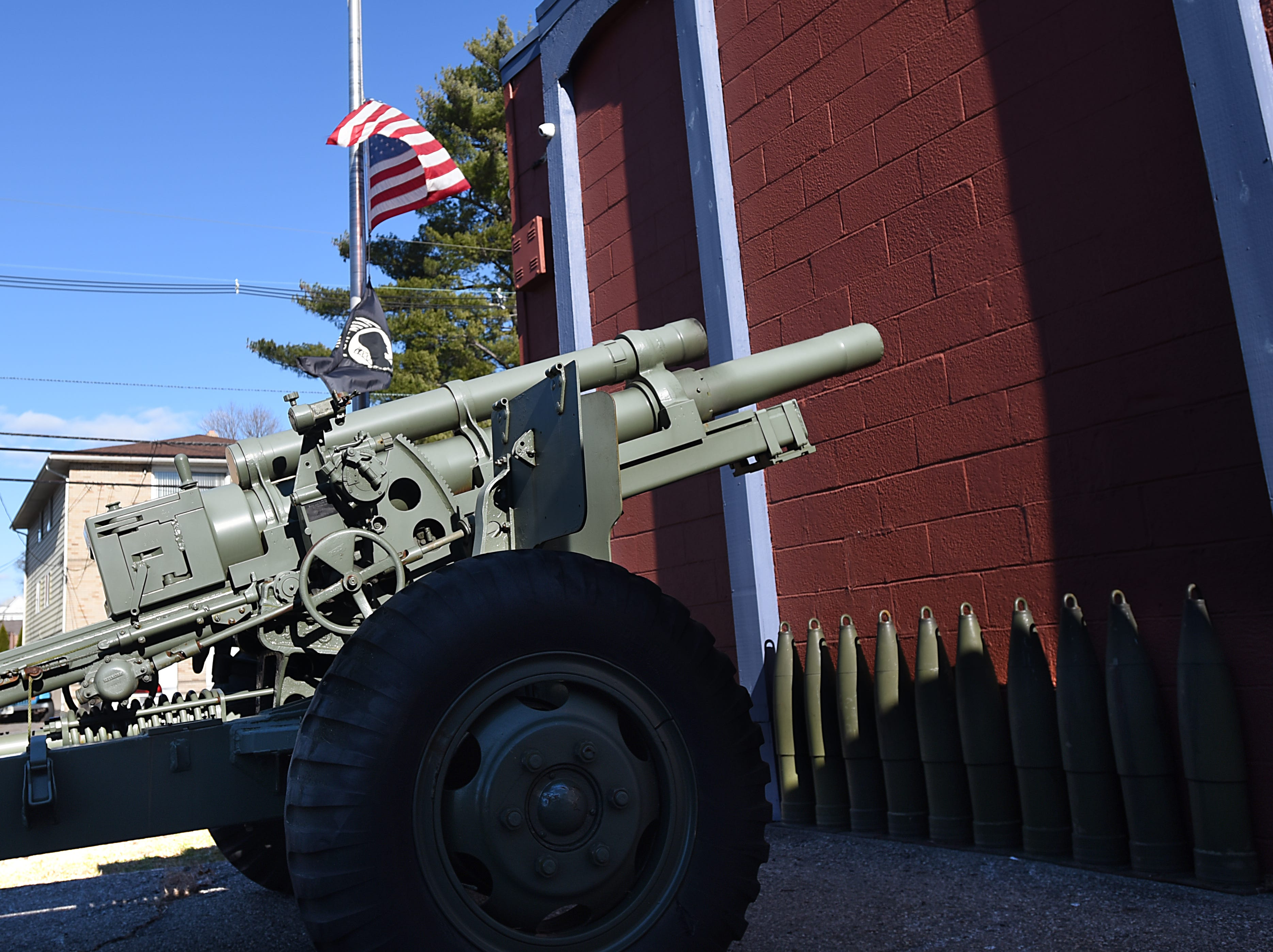 Garfield VFW to Fair Lawn VFW: You can have your cannon back