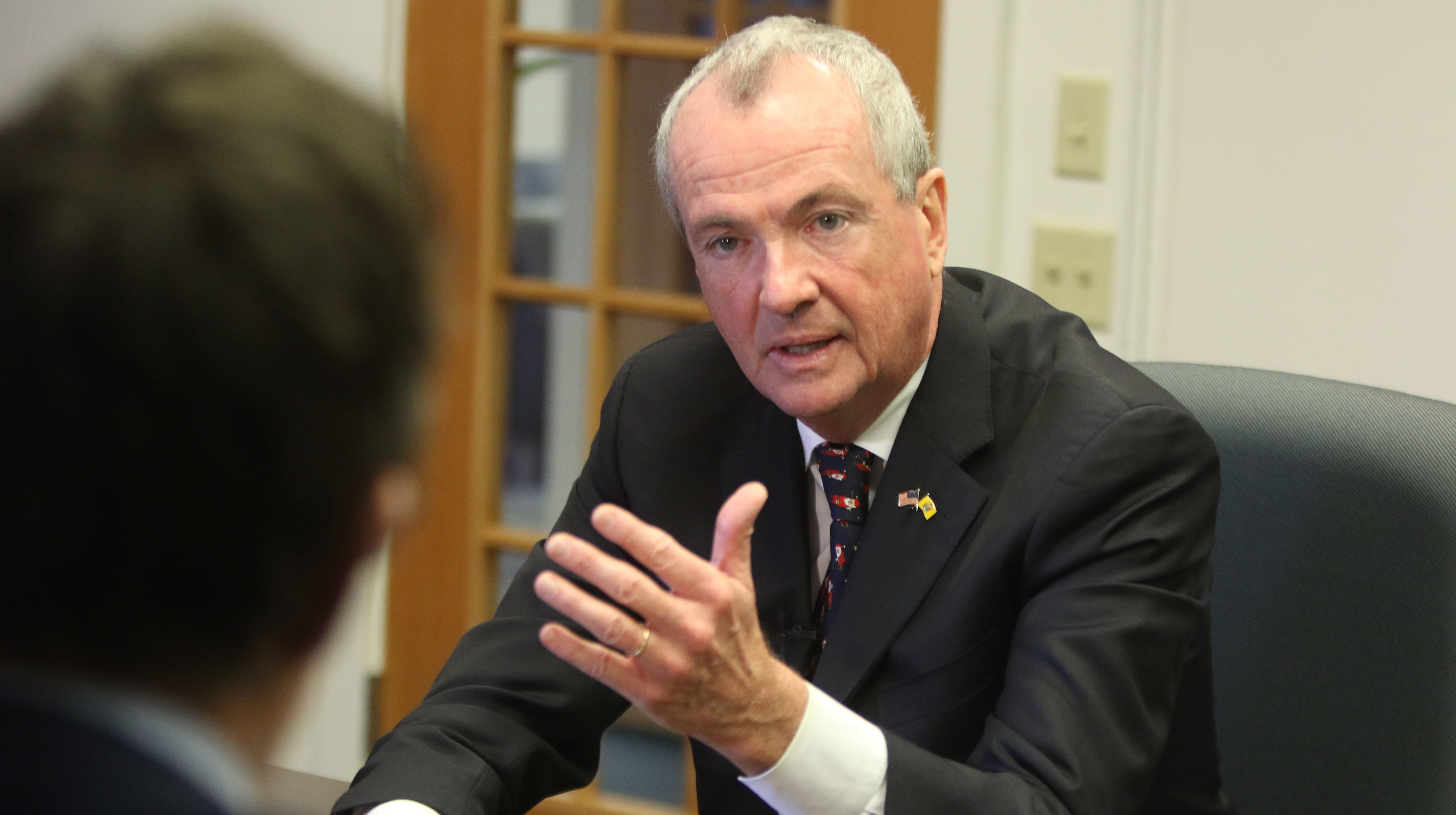 Phil Murphy: 11 years to increase NJ minimum wage to $15 an hour is a 'bone in my throat'