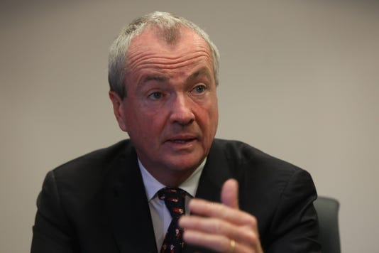 New Jersey Governor Phil Murphy Came To The The Record To Speak With It S Editorial Board