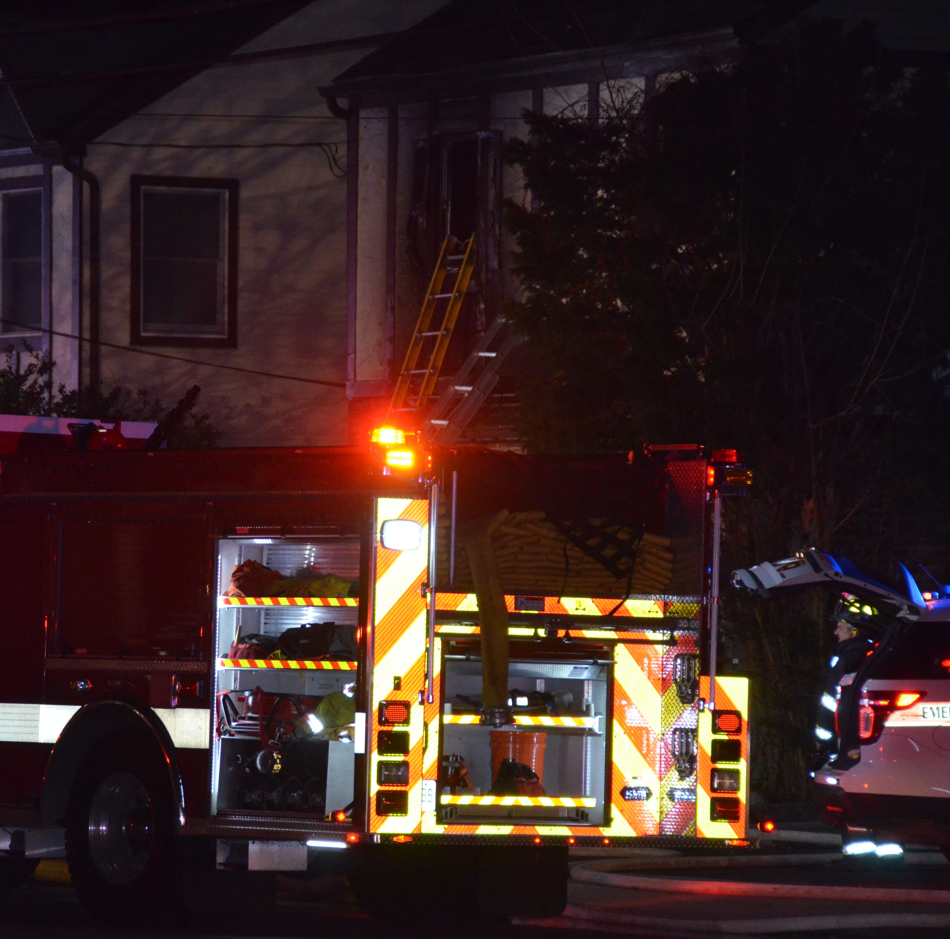 Fair Lawn house fire possibly caused by Menorah