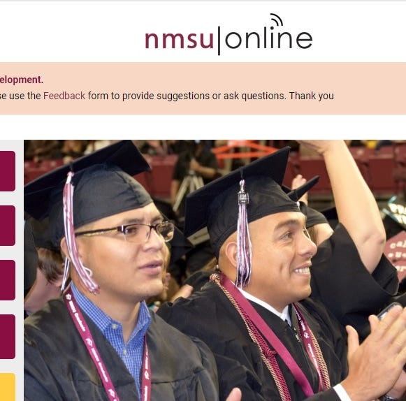 NMSU regents set tuition rates for online programs
