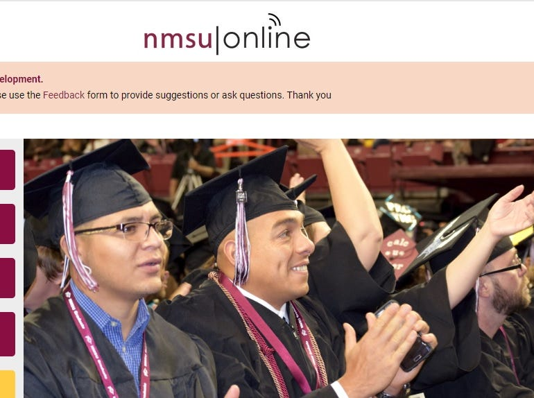 NMSU regents set tuition rates for online programs