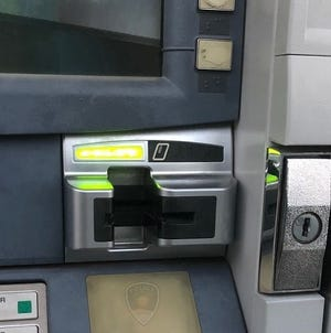 Las Cruces police want area residents to be on the lookout for credit and debit card skimming devices that appear to be more prevalent in New Mexico.