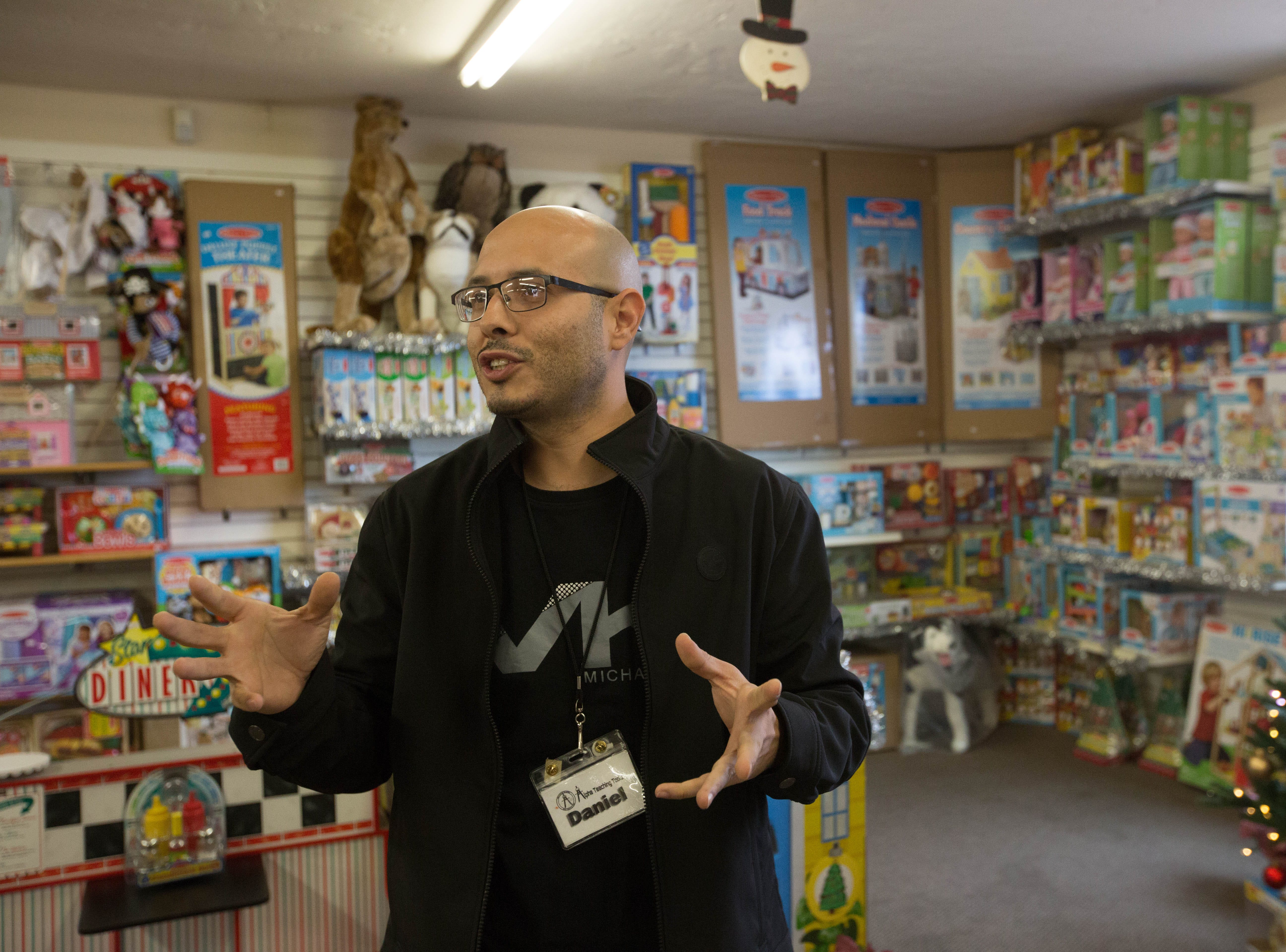 Under new ownership, Alpha Teaching Tools 'not just a teachers' store'